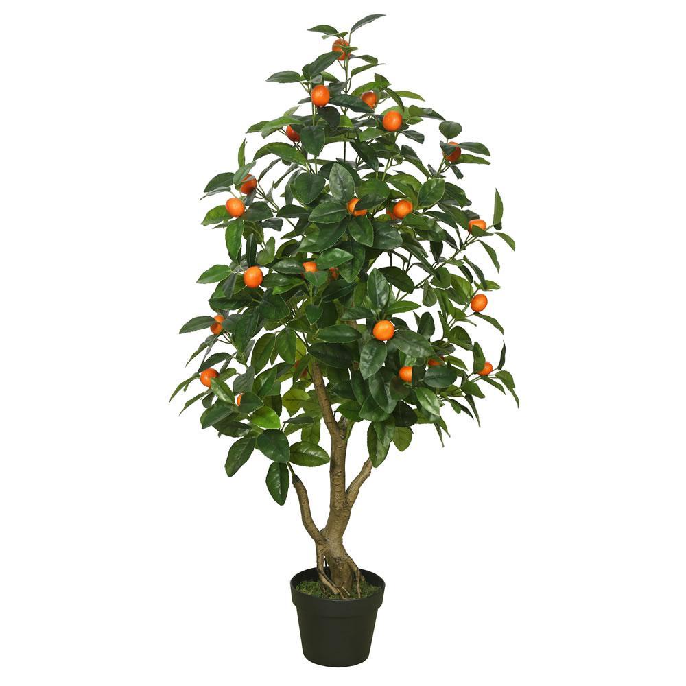 48 in. RT Orange Tree with Pot