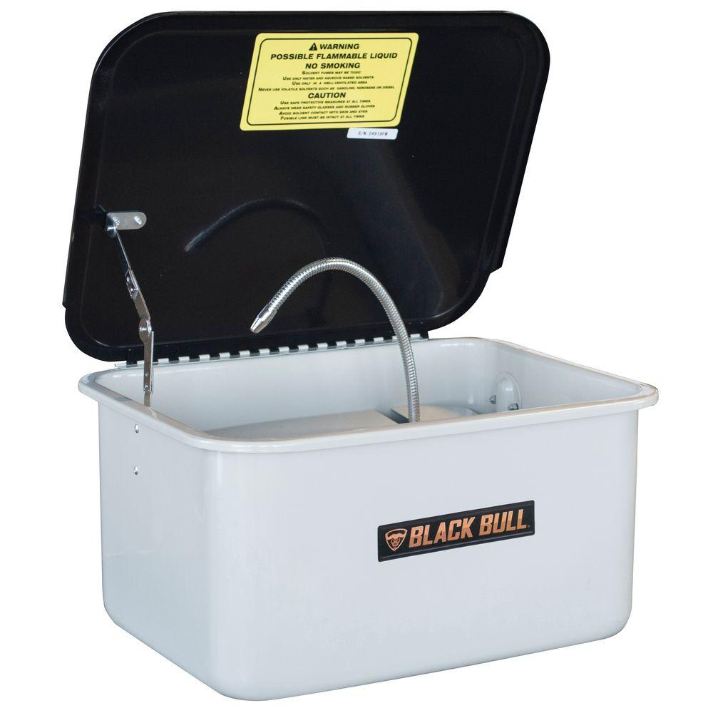 BLACK BULL 3.5 Gal. Automotive Parts Washer