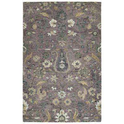 Chancellor Lilac 8 ft. x 10 ft. Area Rug