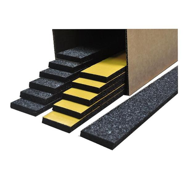 ThermoStrips 2 ft. x 2 in. x 3/8 in. Self-Leveling Cement Perimeter Barrier Edge Strips with Self-Adhesive (12 strips)