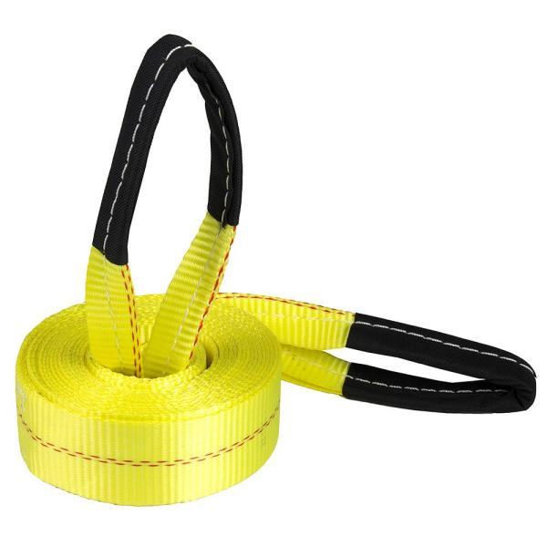 2 in. x 20 in. Deluxe Recovery/Tow Strap