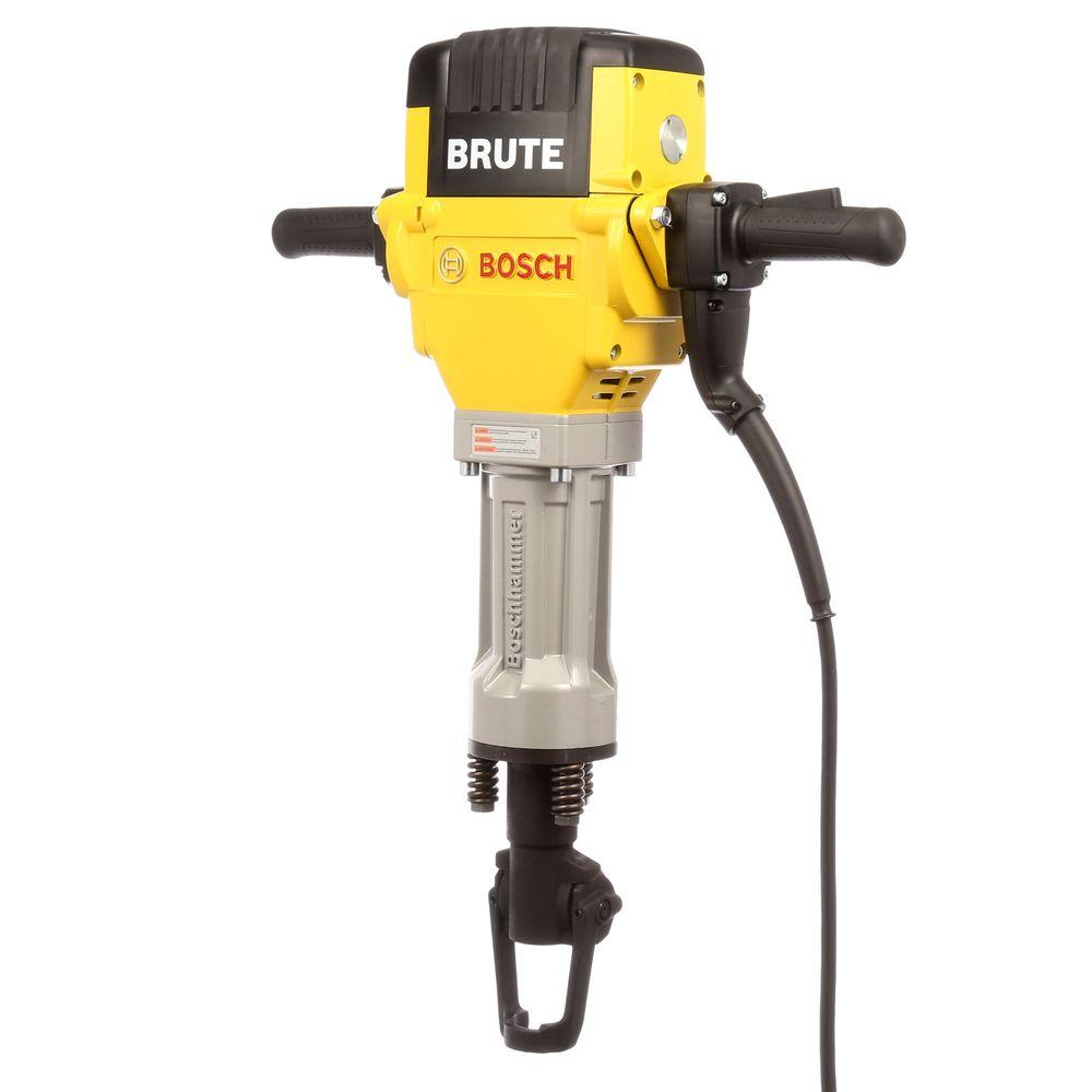 15 Amp Corded 1-1/8 in. Brute Demolition Breaker Hammer