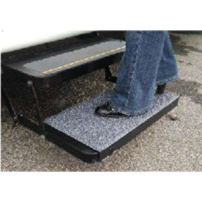 Charcoal Gray Sand Away Step for All Rectangular Stow Away Steps