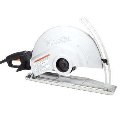 15 Amp 14 in. Corded SJS Electric Angle Cutter with AC/DC Switch