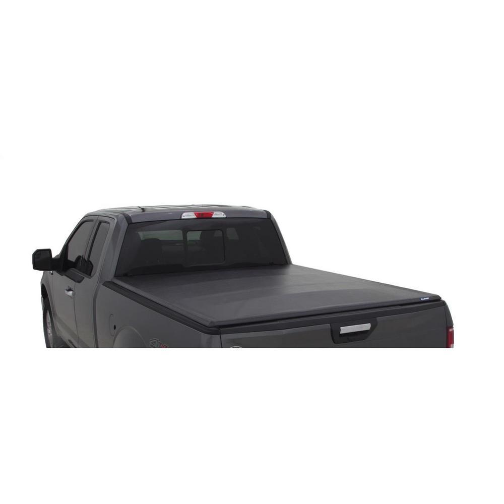 Lund Truck Accessories >> Lund Genesis Tri Fold Tonneau Cover