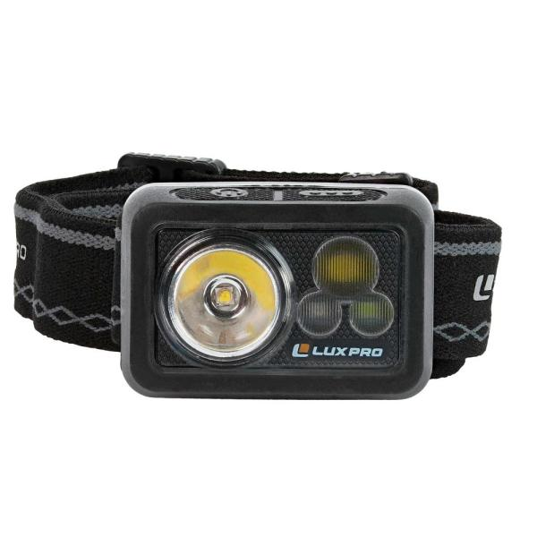 Pack740 Waterproof Multi-Color LED Headlamp