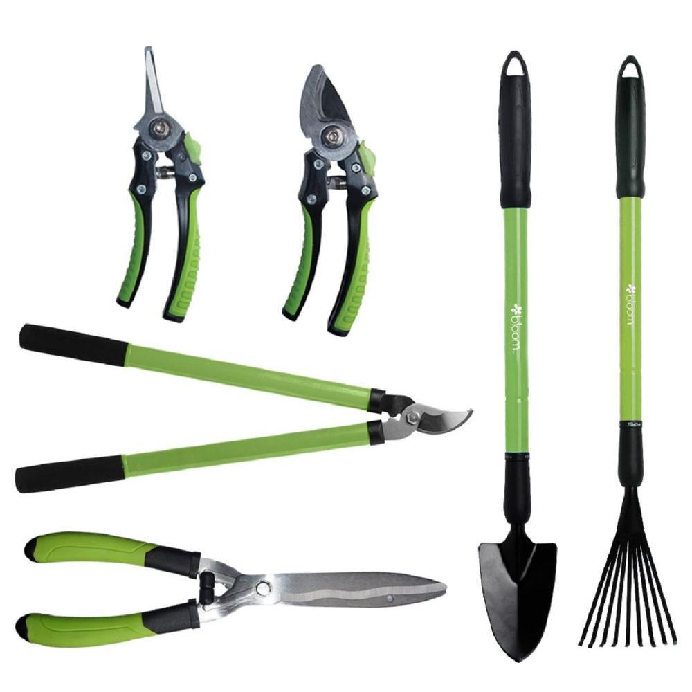 Bond manufacturing bloom ultimate cutting digging kit in for Gardening tools kit set