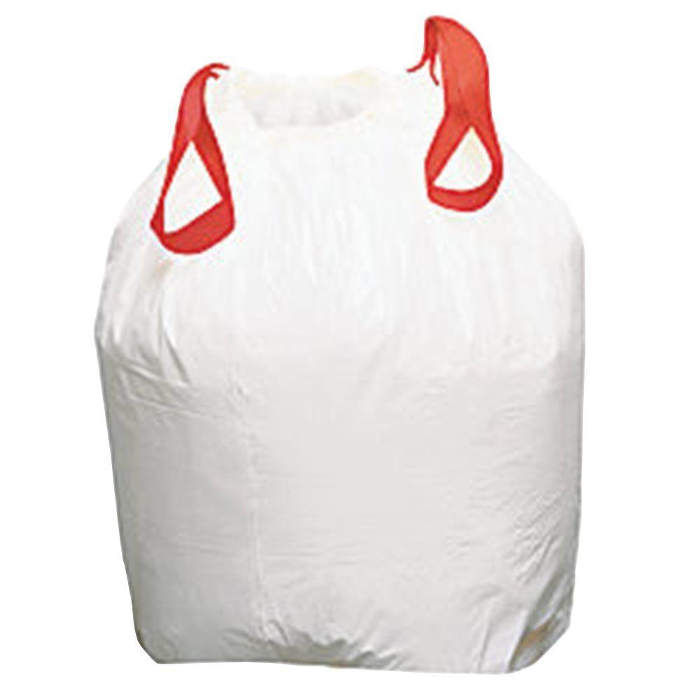 Webster 13 Gal. Drawstring Trash Bags (200 Per Box)