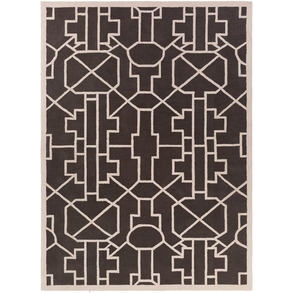 Artistic Weavers Marigold Leighton Onyx Black 8 Ft X 11