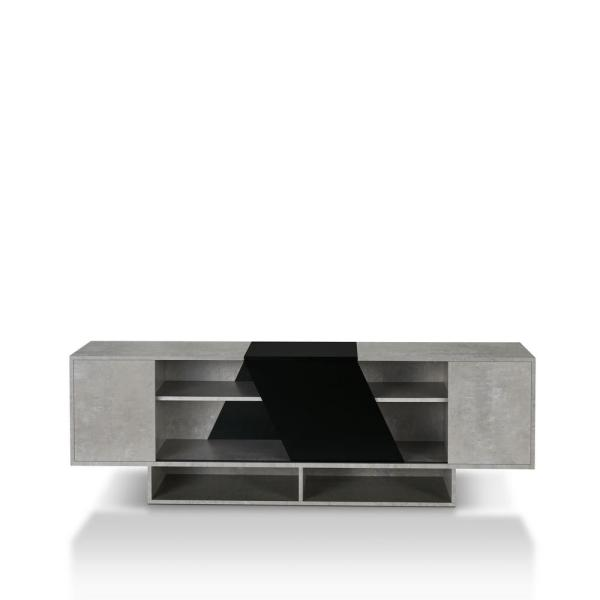 Hopsy Cement-Like TV Stand
