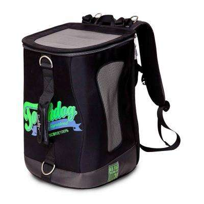 Ultimate-Travel Airline Approved Triple Carrying Water Resistant Pet Carrier