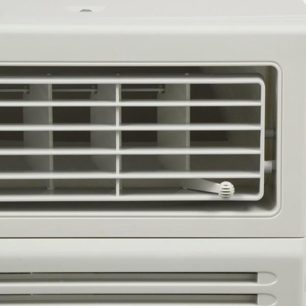 Ge 24 000 Btu 230 Volt Electronic Heat Cool Room Window Air Conditioner Aee24dt The Home Depot