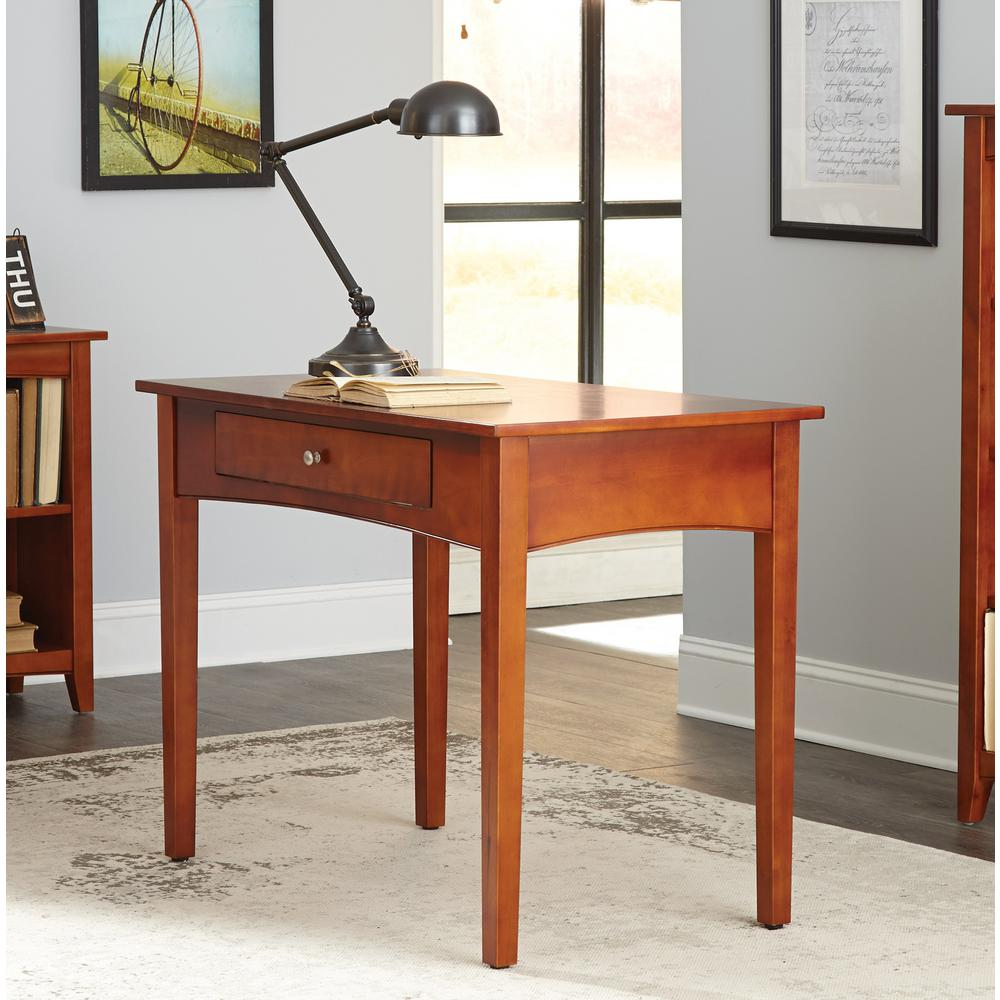 alaterre furniture cherry desk