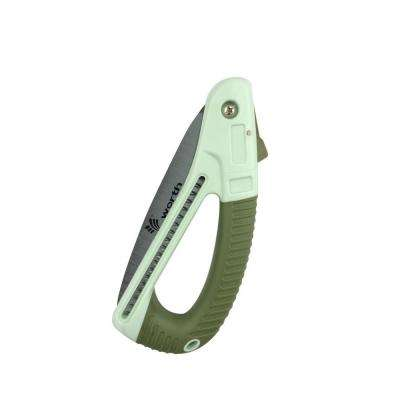 7 in. Blade Garden Folding Saw D-Handle