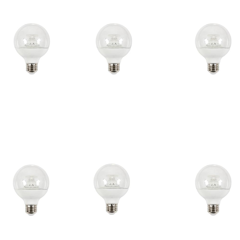 Westinghouse 60W Equivalent Soft White G25 Dimmable LED