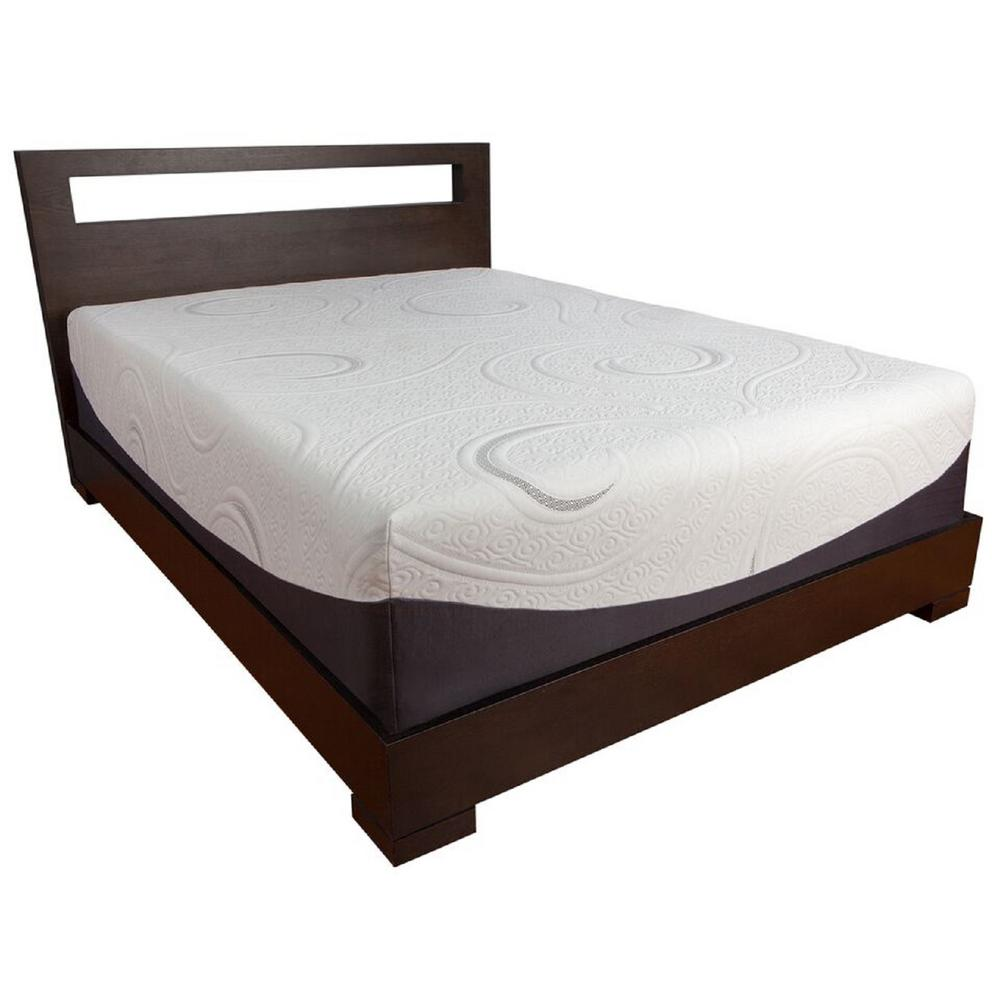 Comfort revolution 14 in queen hybrid mattress f03 00052 for Comfort revolution mattress reviews