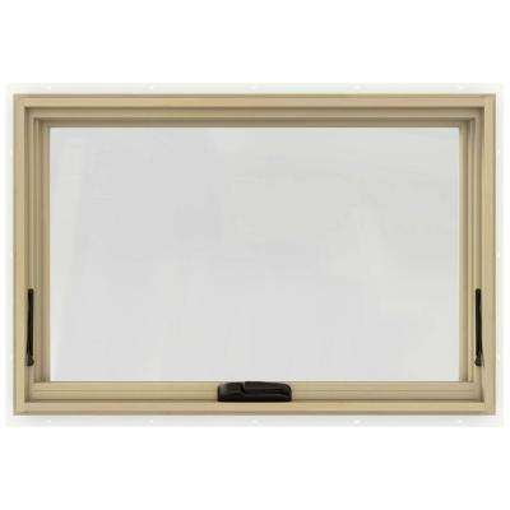 36.75 in. x 24.75 in. W-2500 Awning Clad Wood Window