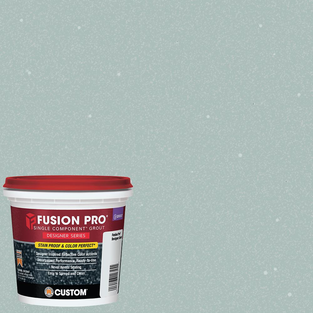 Custom Building Products Fusion Pro #553 Glitter 1 qt. Designer Series Grout