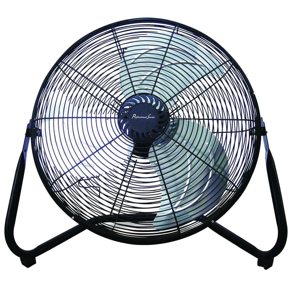 Product Industrial Fans : Professional series in high velocity industrial floor