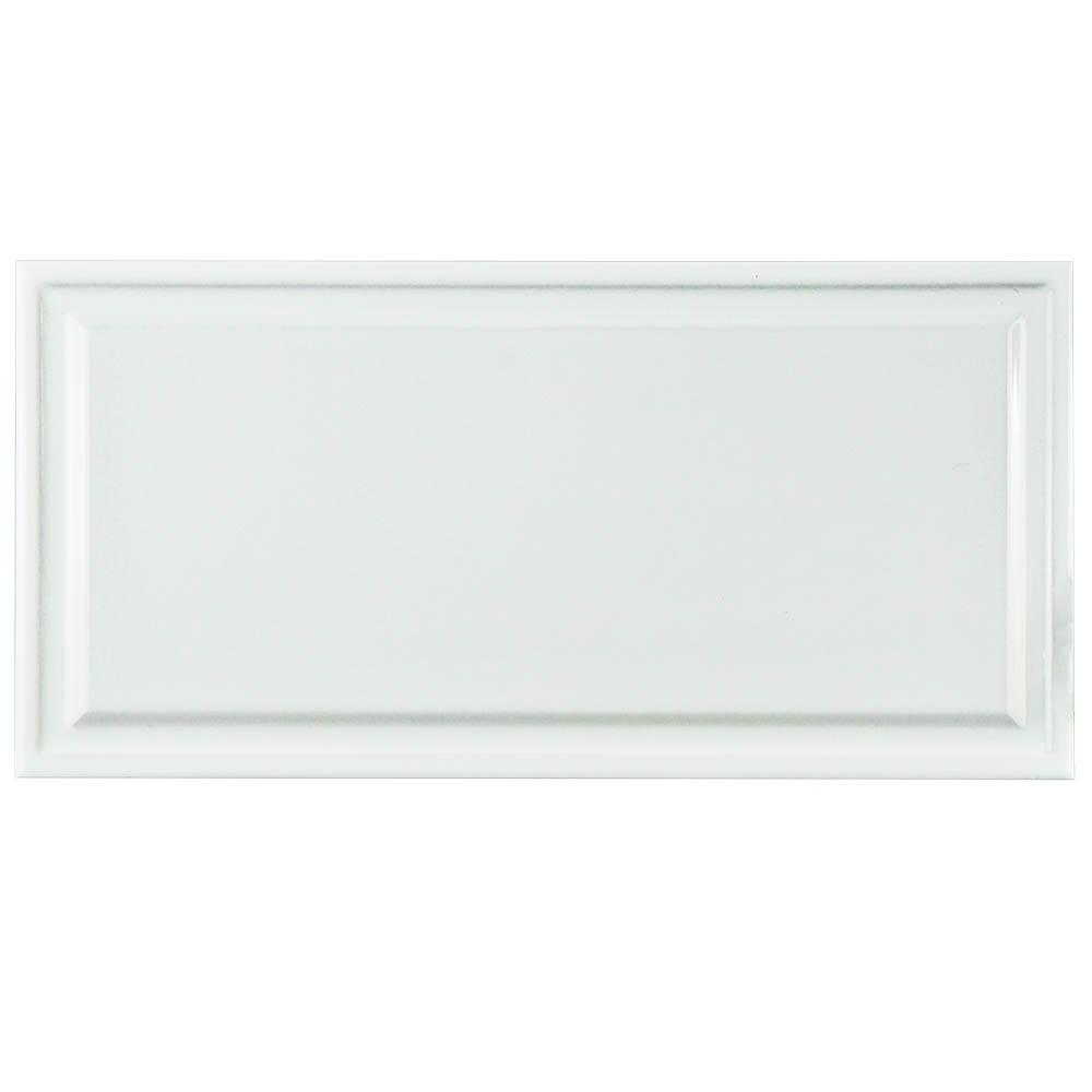 Pretty 1 Inch Ceramic Tile Small 2 X 4 Drop Ceiling Tiles Rectangular 2 X2 Ceiling Tiles 24 X 48 Ceiling Tiles Young 2X2 Ceiling Tiles Fresh2X2 White Ceramic Tile 6x12   Ceramic Tile   Tile   The Home Depot