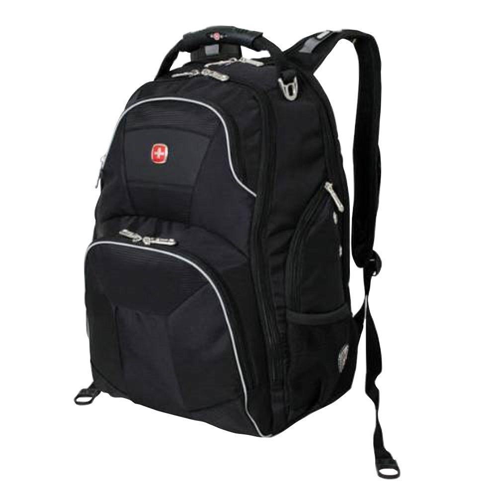 18.5 in. Black ScanSmart Backpack