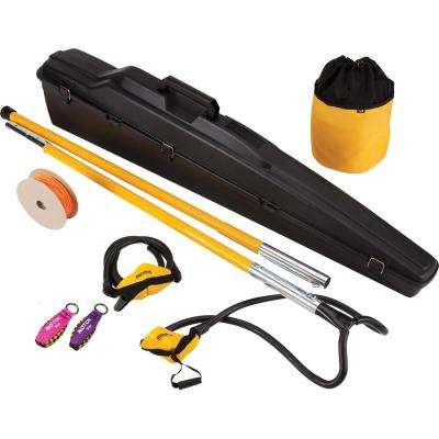 Big Shot Throw Line Launcher Deluxe Kit