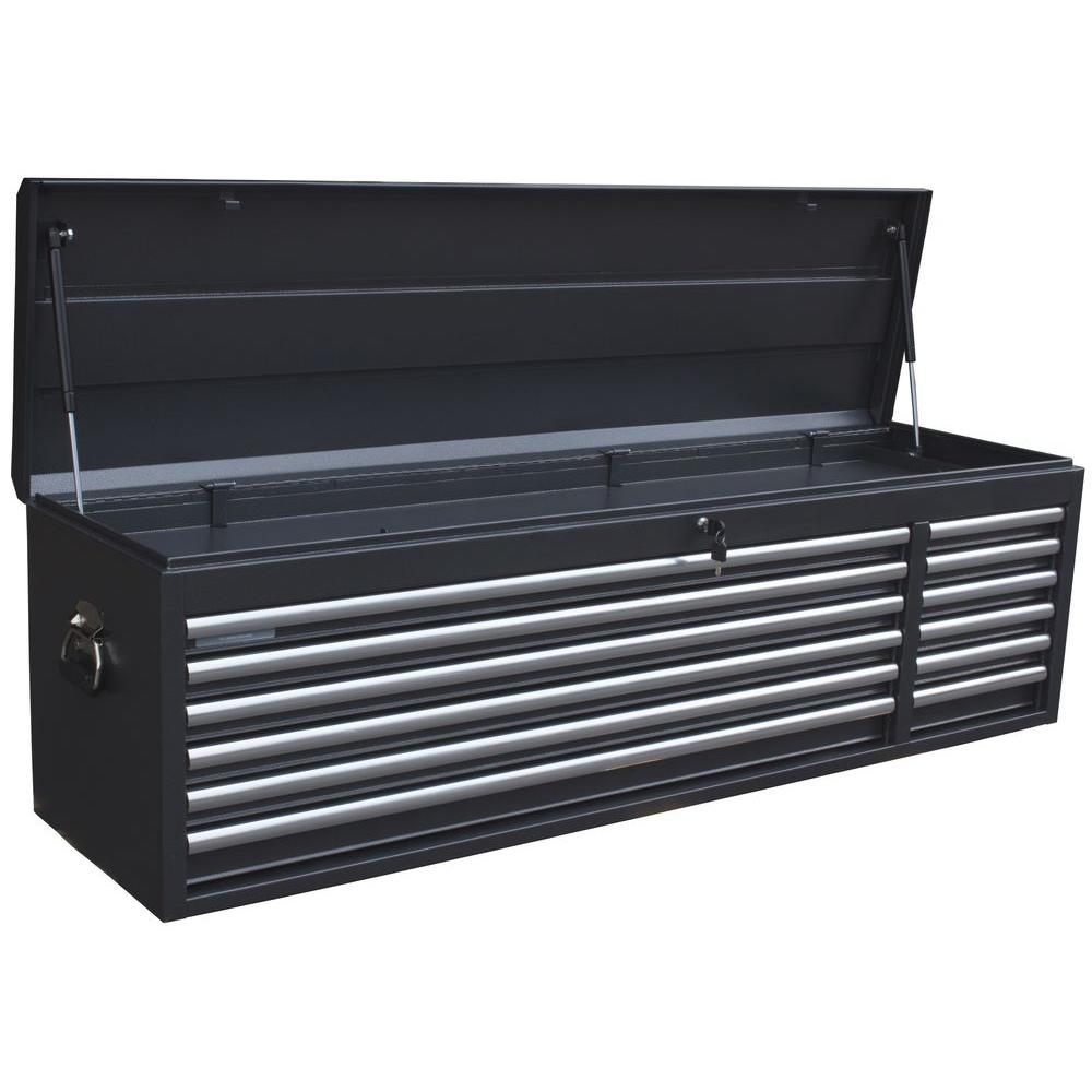 Exceptionnel 12 Drawer Top Storage Tool Chest
