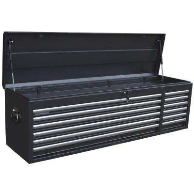 66 in. 12-Drawer Tool Storage Top Chest