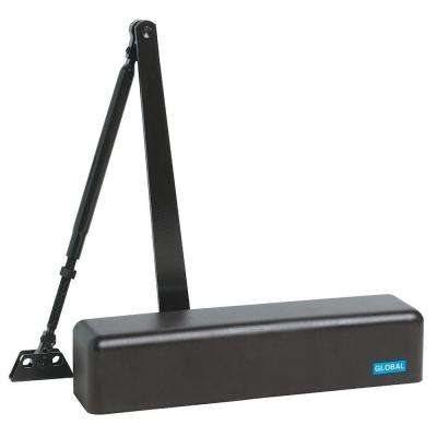 Commercial Full Cover ADA Door Closer in Duronotic - Sizes 1-4