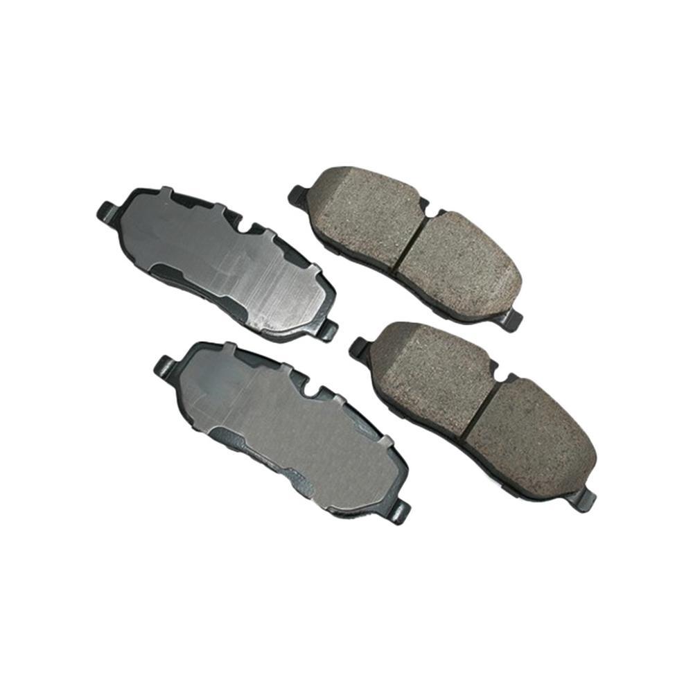 Euro Ultra-Premium Ceramic Brake Pads