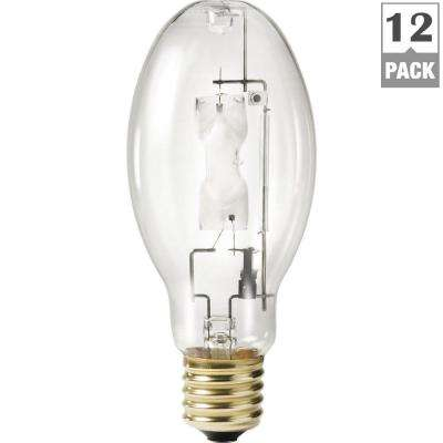 250-Watt ED28 HID Metal Halide Switch Start Light Bulb (12-Pack)