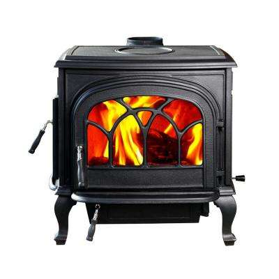 Pleasant 2100 Sq Ft Stallion Large Wood Burning Stove Home Interior And Landscaping Ologienasavecom