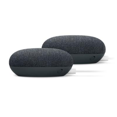 Nest Mini (2nd Gen) Charcoal 2-Pack