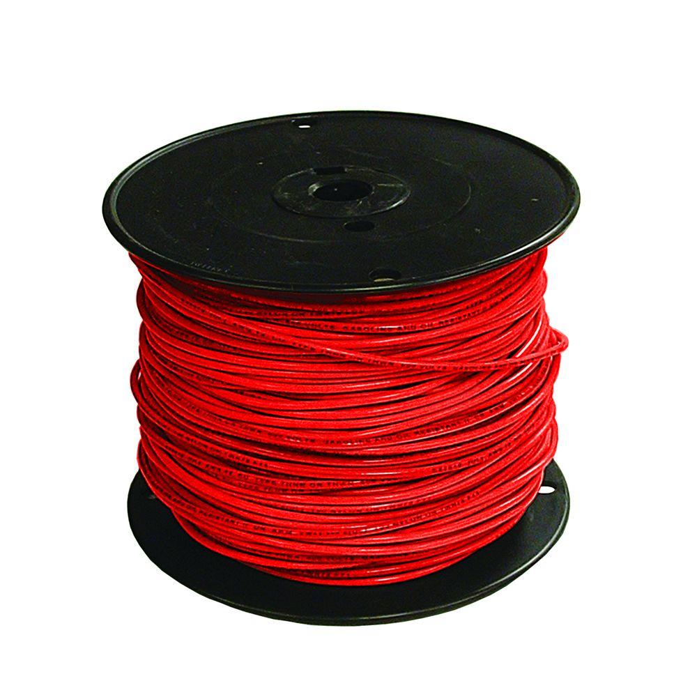 southwire 500 ft 12 red stranded cu xhhw wire 37103971 the home depot rh homedepot com 2 XHHW Cable 2 XHHW Copper Wire