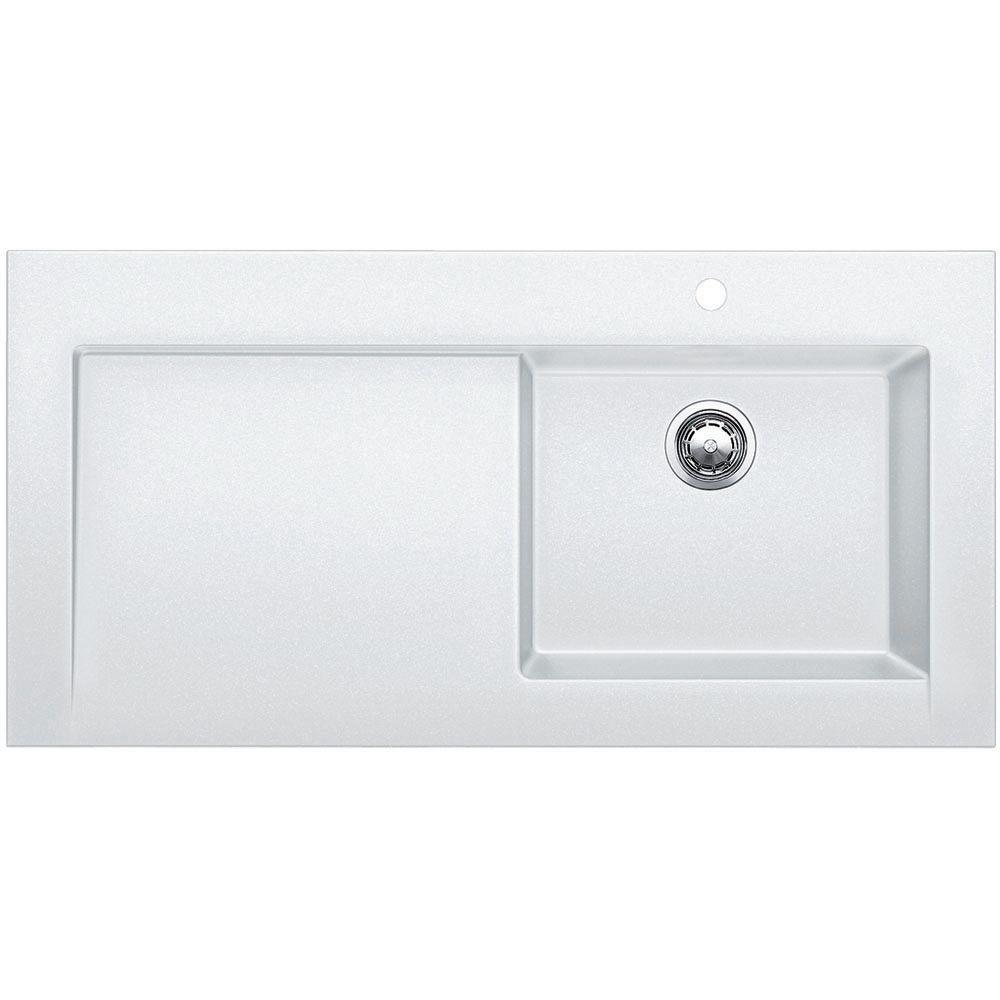 Marvelous Blanco Modex Drop In Granite Composite 47 In. 5 Hole Single Bowl Kitchen