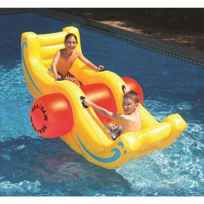 Sea Saw Rocker Swimming Pool Float