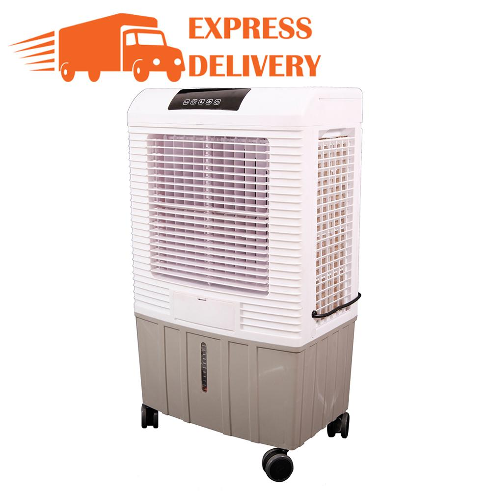 Hessaire 2,100 CFM 3-Speed Portable Evaporative Cooler (Swamp Cooler) for  700 sq  ft