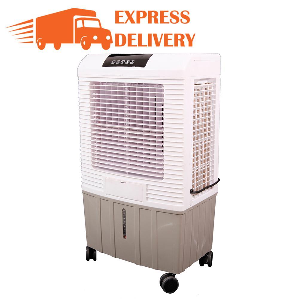 MasterCool 3200 CFM Slim Profile Window Evaporative Cooler for 1600