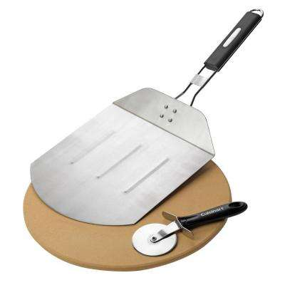 3-Piece Pizza Grilling Set