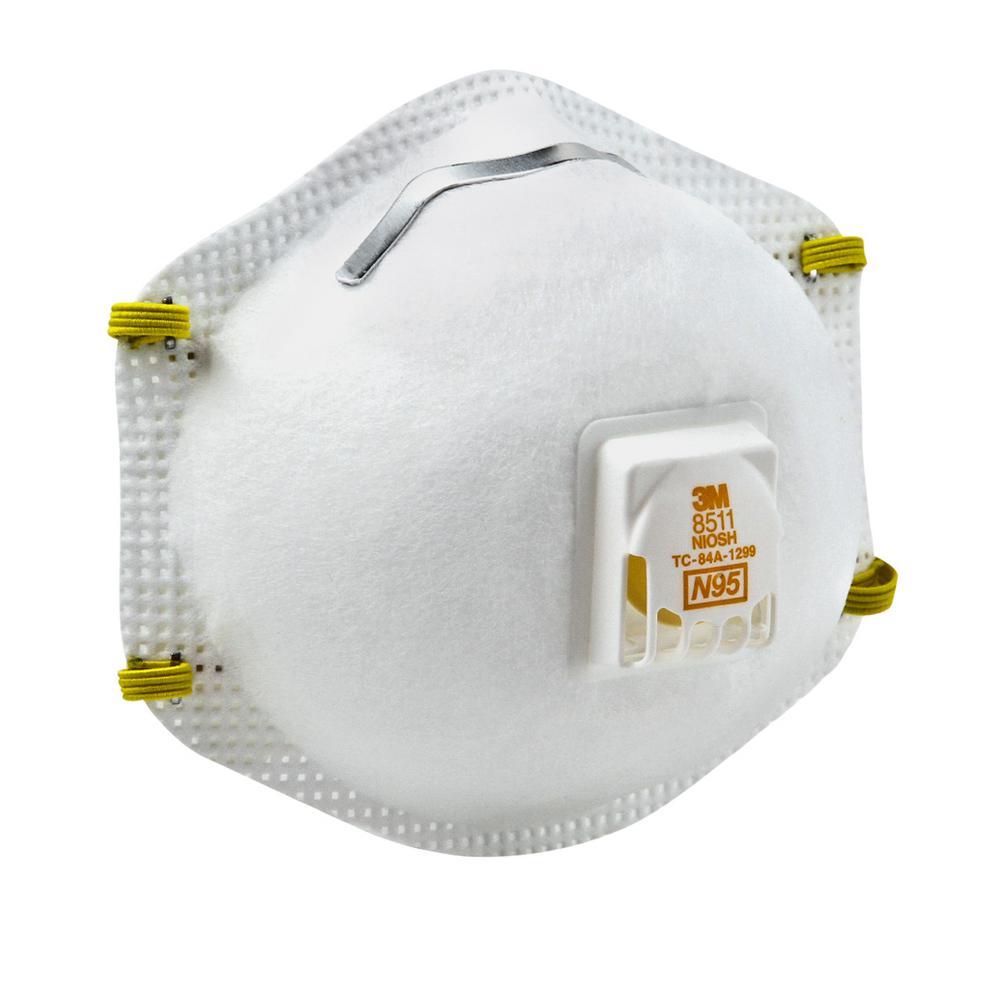Paint Sanding Valved Respirator (Pallet of 70 Cases)