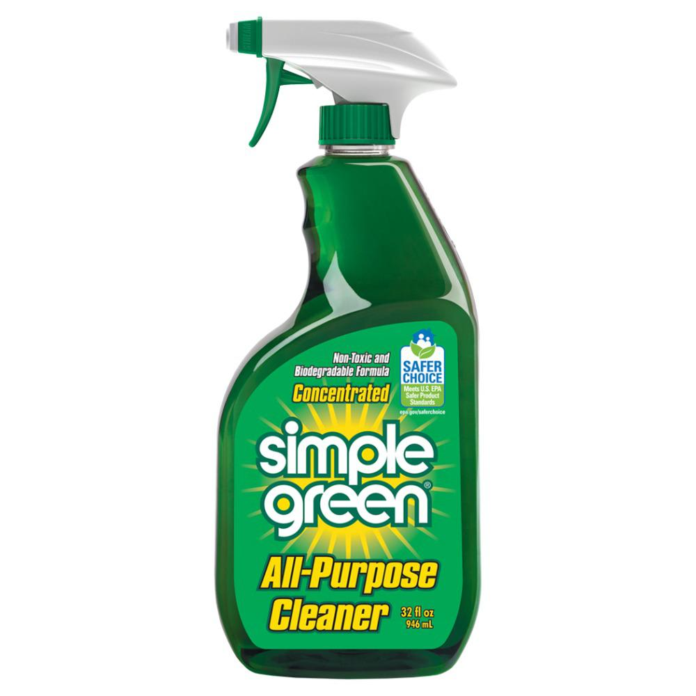 Simple Green 32 oz. Concentrated All-Purpose Cleaner (Case of 12)