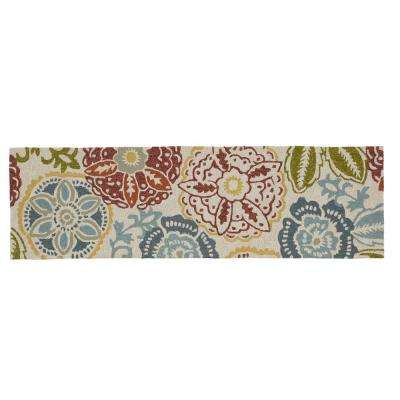 Pembroke Multi 2 ft. x 7 ft. Runner