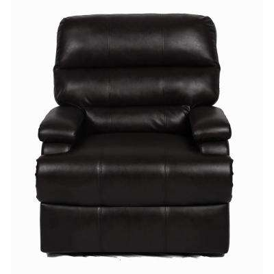 Raleigh Recliner in Black