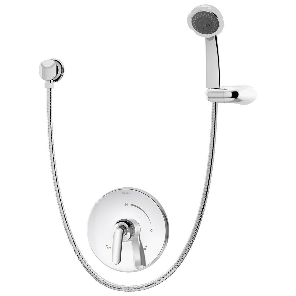 Homewerks Worldwide 1-Spray Outdoor Utility Shower Faucet in ...