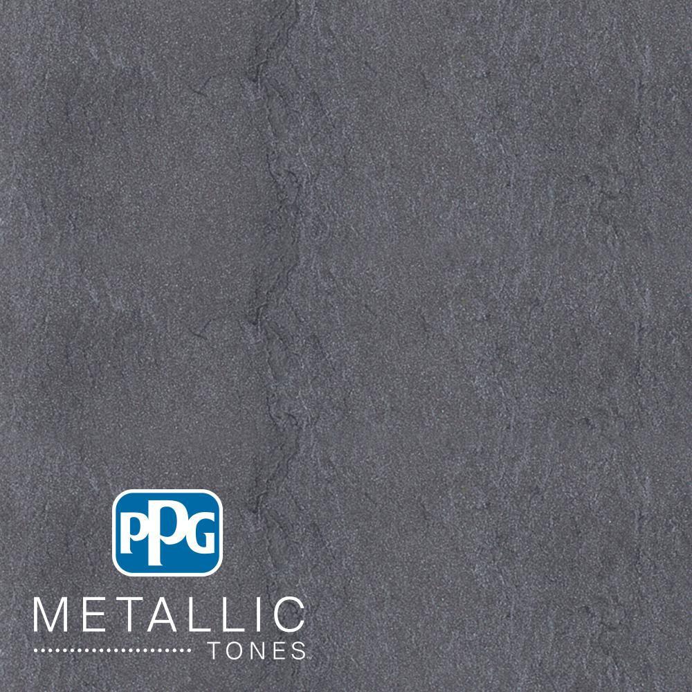 PPG METALLIC TONES 1  gal. #MTL115 Oxidized Metallic Interior Specialty Finish Paint