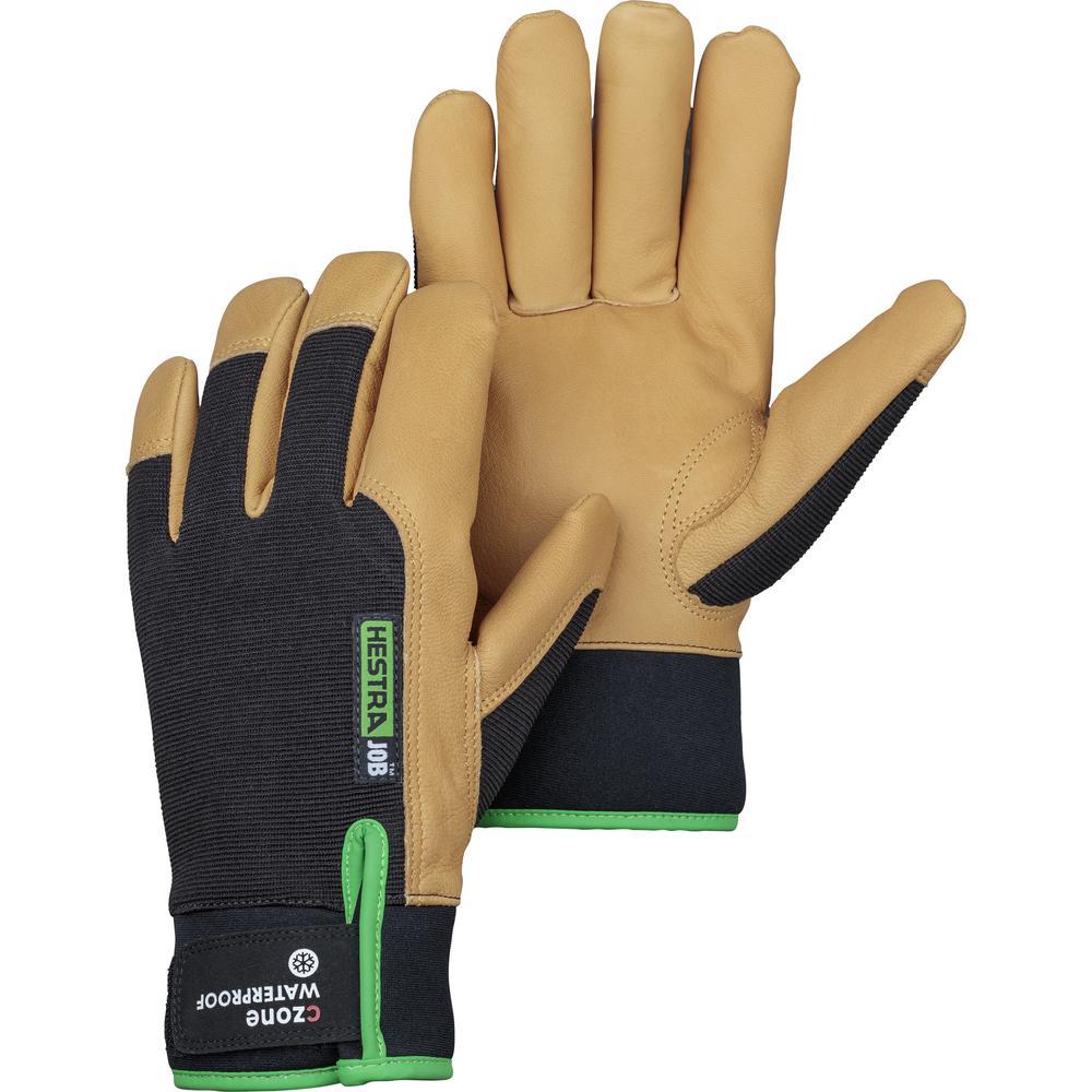 30dcbf2dde236 Hestra JOB Men's Size 8/Medium Kobolt Winter CZone Flex Waterproof Winter  Gloves