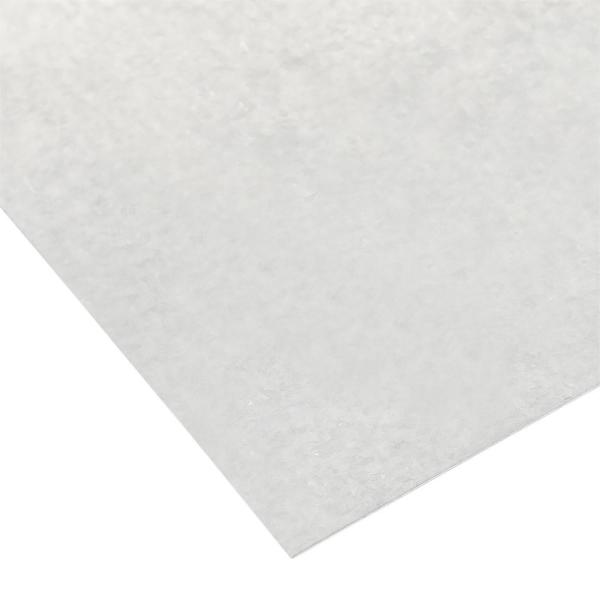 Everbilt 24 In X 48 In Zinc Plated 26 Gauge Sheet Metal 800567 The Home Depot