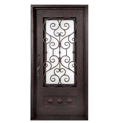 Double Door - Iron Doors - Front Doors - The Home Depot