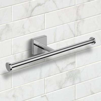 Nice Hotel Toilet Paper Holder in Polished Chrome