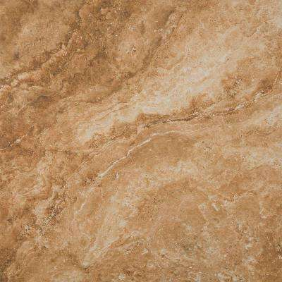 Montecelio Rustic 18 in. x 18 in. Porcelain Floor and Wall Tile (17.44 sq. ft. / case)